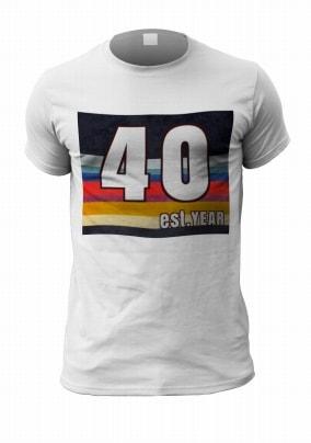 d043bd837 est year retro personalised mens t-shirt