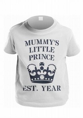 Personalised Kids T Shirts