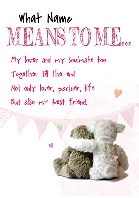 Husband Valentine's Day Cards | Funky Pigeon