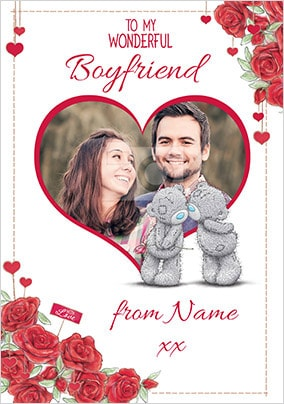 Boyfriend Valentine S Day Cards Fast Delivery Funky Pigeon