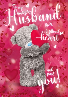 Husband Valentines Day Cards Funky Pigeon