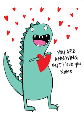 Funny Valentines Day Cards Funky Pigeon