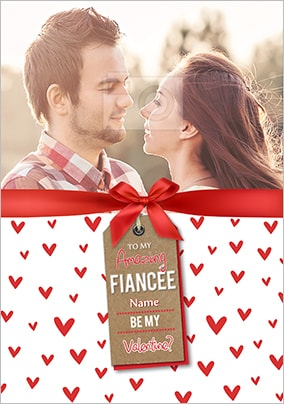 Candy Cane Lane - Amazing Fiancée on Valentine's Day