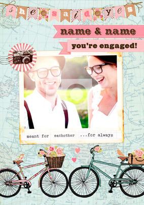 Better Together - You're Engaged