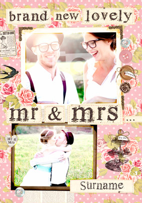 Collecting Happiness - Mr & Mrs