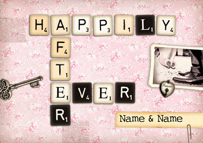 Love Letters - Wedding Happily Ever After