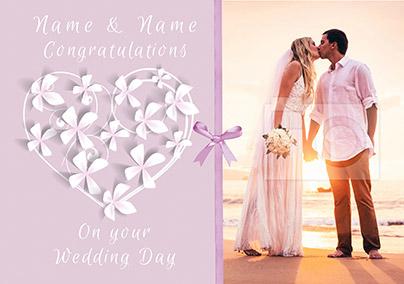 Wedding Congratulations Cards Funky Pigeon