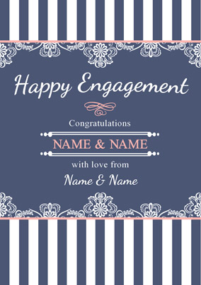 Sail Away with Me - Happy Engagement