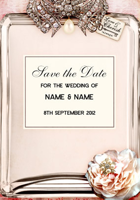 Love Labels - Wedding Save The Date