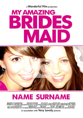 Spoof Movie - Amazing Bridesmaid