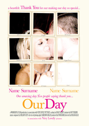 Spoof Movie - Wedding Our Day