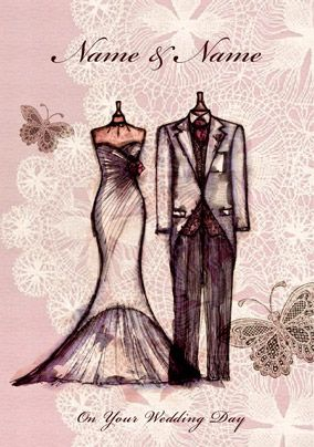Ink Outfits - Wedding Outfits