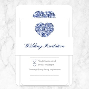 Wedding Stationery Free Samples Funky Pigeon